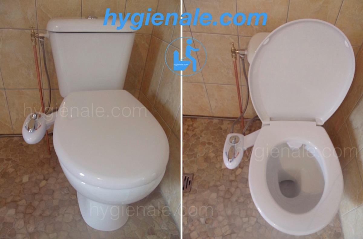 Comment installer une toilette lavante ou wc lavant ?