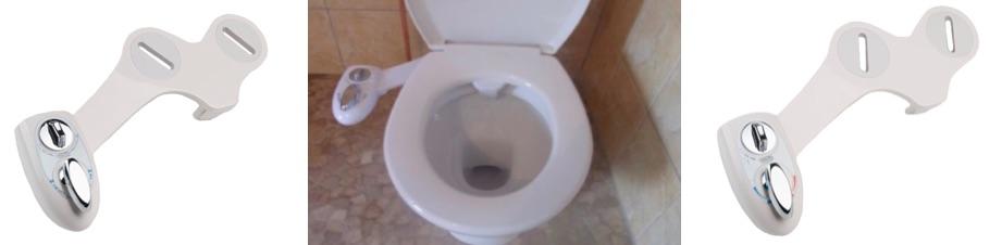 Hygiènale - Acheter un kit abattant japonais pour avoir un wc lavant