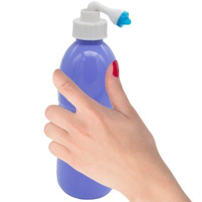 Le bidet pulvérisateur est une bouteille portable pour l'hygiène intime
