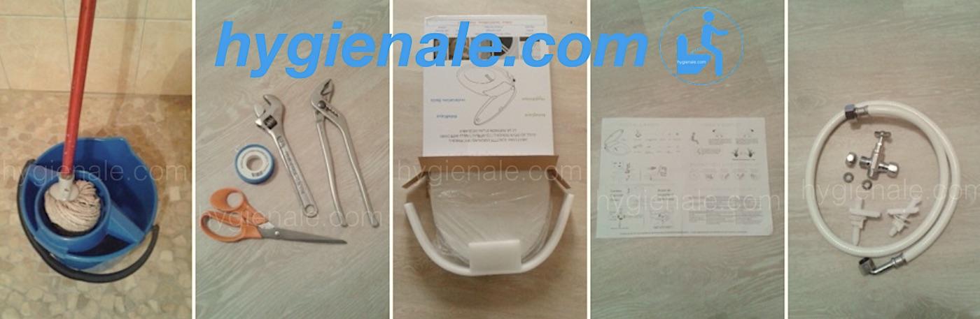 Comment installer un équipement de wc japonais