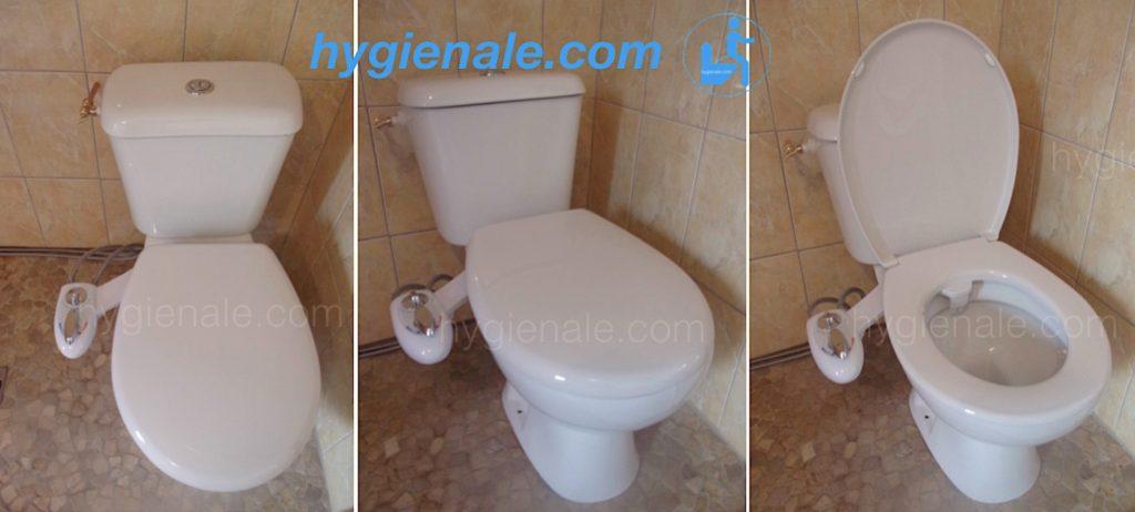 Comment faire l'installation d'un kit abattant japonais de toilette lavante ?