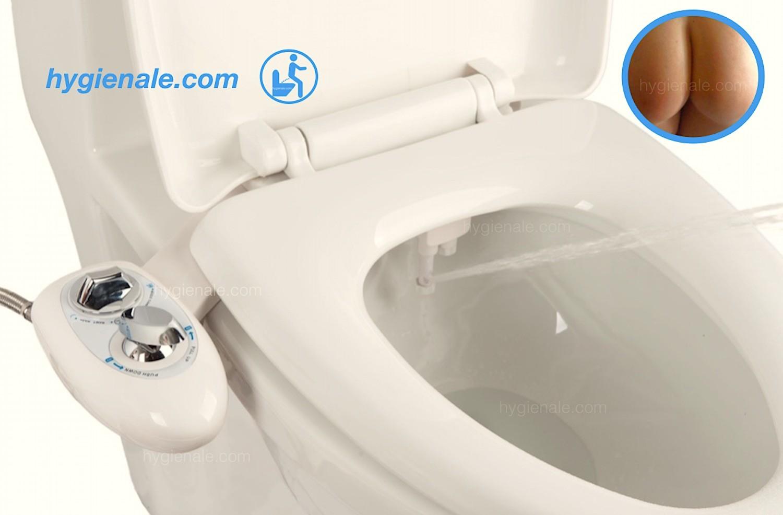 Achat kit abattant WC japonais Hygiènale de cuvette de toilette