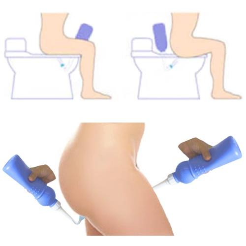 Comment utiliser un bidet pulvérisateur pour se laver aux wc ?