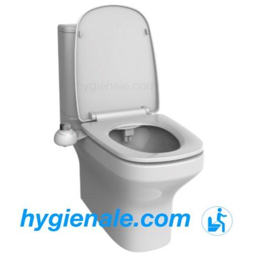wc japonais kit bidet à poser sur un sanitaire